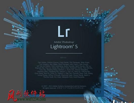 【lightroom 5 破解】Adobe Lightroom 5简体中文版+系列号激活工具